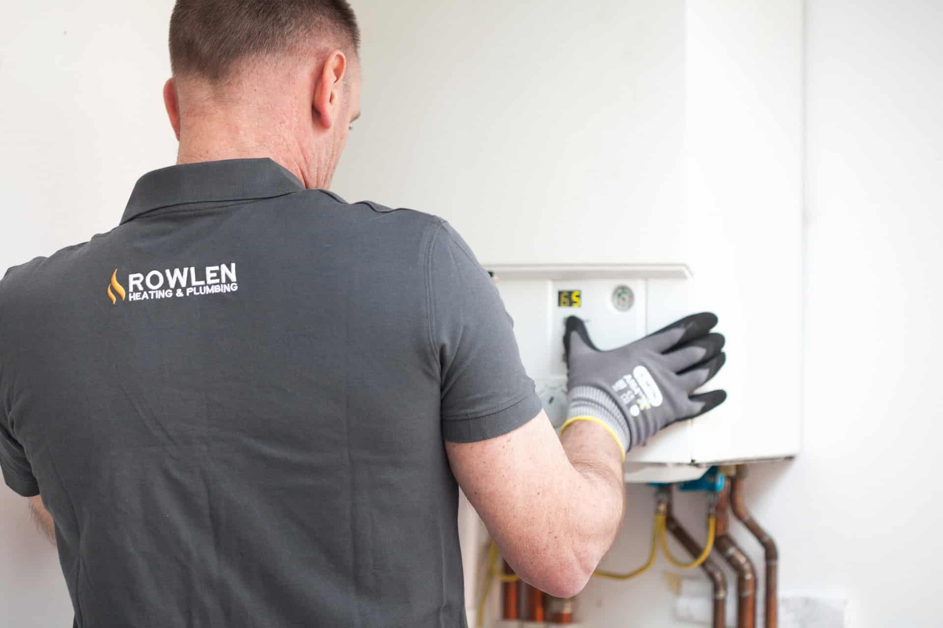 Commerical boiler service