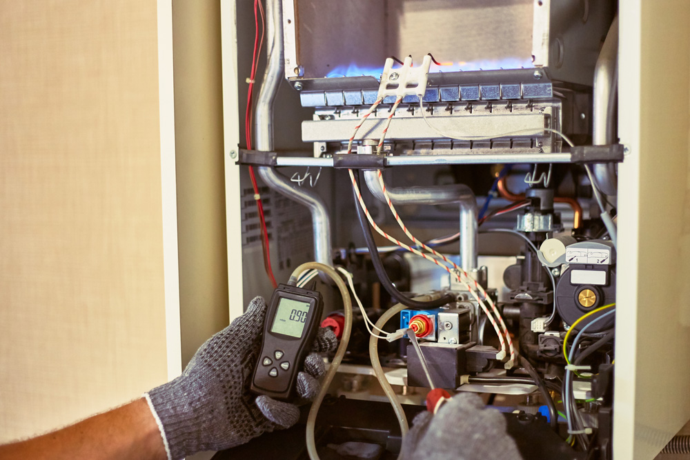 Commercial Boiler Service London